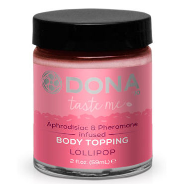 Dona Body Topping Lollipop, 59 мл