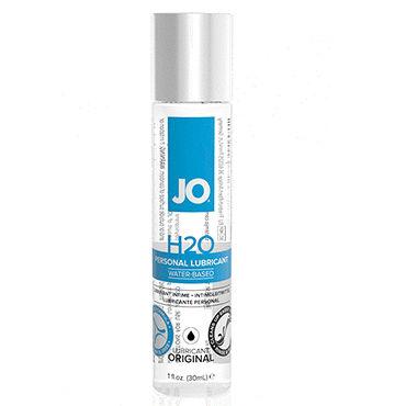 System JO H2O, 30 мл Нейтральный лубрикант на водной основе эрекциональные кольца на член цвет прозрачный