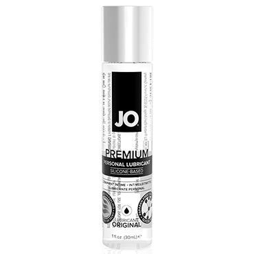 System JO Premium Lubricant, 30 мл Нейтральный лубрикант на силиконовой основе нейтральный лубрикант jo на водной основе personal lubricant h2o 60 мл