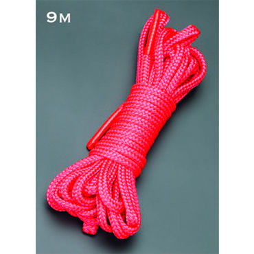 Sitabella веревка 9м., красный Мягкая на ощупь sitabella веревка 9м белый мягкая на ощупь