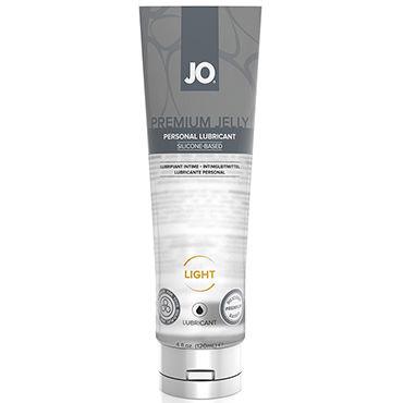 System Jo Premium Jelly Light, 120 мл Концентрированный лубрикант на силиконовой основе, легкая текстура гели и смазки для использования с игрушками system jo