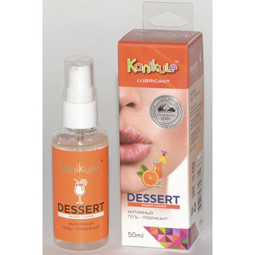 Kanikule Desert Orange Chaser Гель-лубрикант, 50 мл На водной основе pipedream moist personal lubricant 30 мл гель лубрикант на водной основе