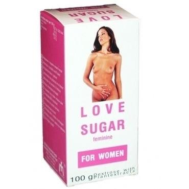 Milan Liebes Zucker Woman, 100 гр Стимулирующее средство для женщин milan langzeit 28 мл мужской пролонгирующий крем