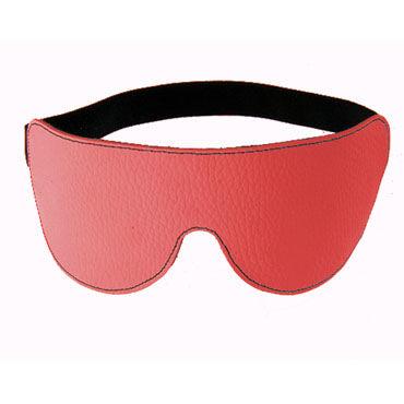 Sitabella Маска красный Закрытая, с подкладкой sitabella хлопалка ладонь красный с жесткой рукояткой