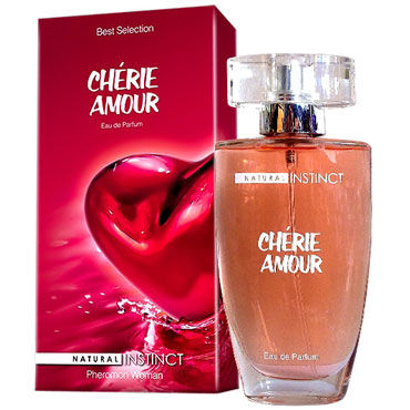 Тестер Natural Instinct Cherie Amour для женщин, 50 мл natural instinct 10 christalle chanel 15 мл