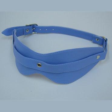 Sitabella Маска голубой Универсального размера blue line silicone cock ring set черный два эрекционных кольца из силикона