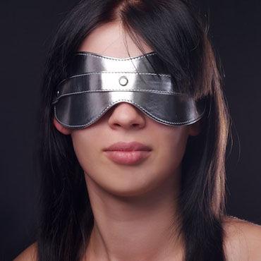 Sitabella маска серебряная Универсального размера костюм горничной le frivole frenchie kiss s m