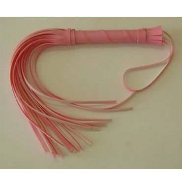 Sitabella Плеть розовый Из искусственной кожи sitabella плеть серебристая с петлей для запястья