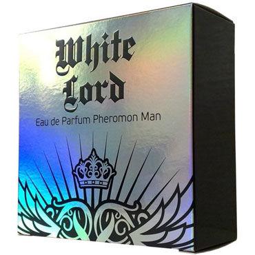 Natural Instinct White Lord для мужчин, 100 мл Духи с феромонами swiss navy silicone 20 мл смазка на силиконовой основе