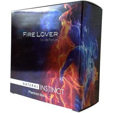 Natural Instinct Fire Lover для мужчин, 100 мл Духи с феромонами духи lady lux play up natural instinct женские 100 мл