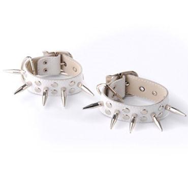 Sitabella наручники Украшены шипами lux fetish cat плеть с девятью хвостами