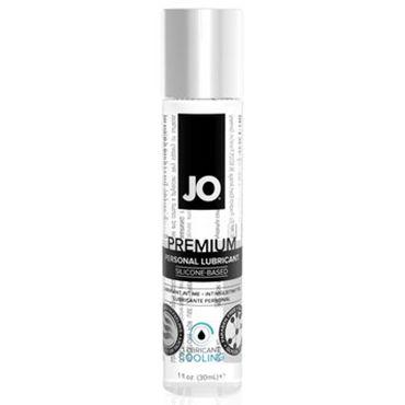 System JO Premium Cooling, 30 мл Охлаждающий лубрикант на силиконовой основе охлаждающий вагинальный гель intensify plus female arousal gel – cooling 15 мл