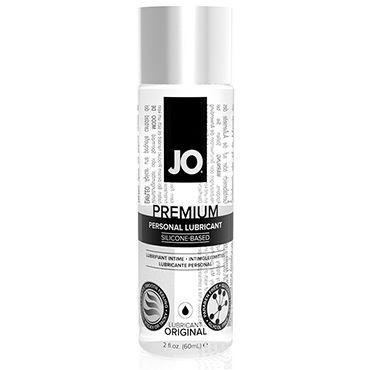 System JO Premium Lubricant, 60 мл Нейтральный лубрикант на силиконовой основе нейтральный лубрикант jo на водной основе personal lubricant h2o 60 мл