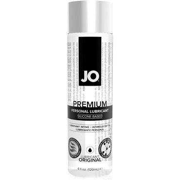 System JO Premium Lubricant, 120 мл Нейтральный лубрикант на силиконовой основе тестер system jo refresh foaming toy cleaner 50мл