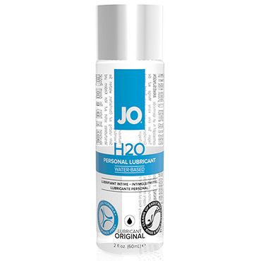 System JO H2O, 60 мл Нейтральный лубрикант на водной основе mister b gun oil h2o lubricant 118 мл лубрикант с алоэ вера