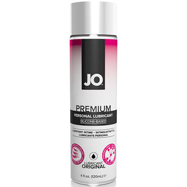 System JO Premium Women, 120мл Женский лубрикант на силиконовой основе system jo ароматизированный любрикант на водной основе jo flavored cherry burst 120 мл
