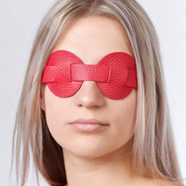Sitabella маска, красная С велюровой подкладкой 6 beastly маска черно красная