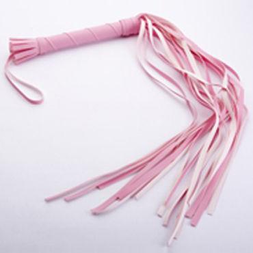 Sitabella плеть, розовая С петлей для запястья bad kitty bondage set ultimate черный бдсм комплект