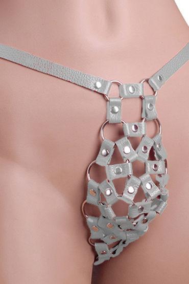 Sitabella трусы, белые С металлической фурнитурой sitabella трусы белые для крепления страпонов