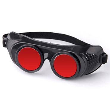 Sitabella Крюгер, черно-красный Очки с зеркальными линзами 6 beastly маска черно красная