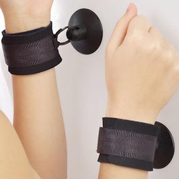 Sitabella наручники С мощными присосками baile lust pretty love brian вибратор с клиторальным отростком