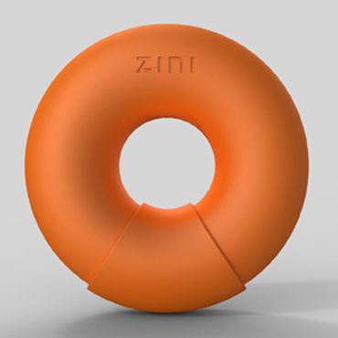 Zini Donut Orange
