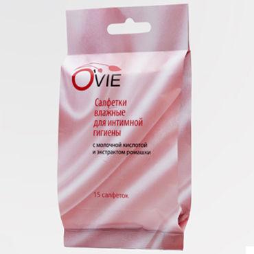 Ovie влажные салфетки, ромашка Пропитаны молочной кислотой kiss me balconetbra атласный бюстгальтер на косточках