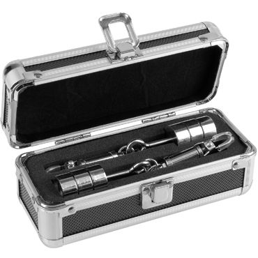 Pipedream Metal Worx Nipple Clamps Зажимы для сосков с регулируемым весом ouch vice nipple clampss серебристый зажимы для сосков