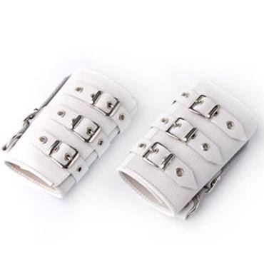 Sitabella манжеты С металлическими пряжками плэйбой презервативы ароматизированные цветные n12