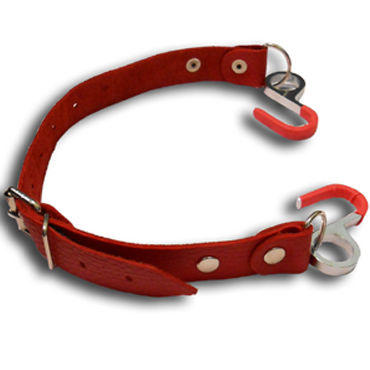 Sitabella расширитель для рта, красный С прорезиненными крючками baile pretty love trap черное эрекционное кольцо с вибрацией