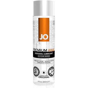 System JO Anal Premium, 120 мл Анальный лубрикант на силиконовой основе system jo all in one fragrance free 120мл массажное масло и лубрикант без запаха