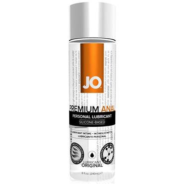 System JO Anal Premium, 240 мл Анальный лубрикант на силиконовой основе system jo premium lubricant 30 мл нейтральный лубрикант на силиконовой основе