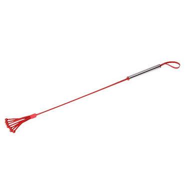 Sitabella стек красный С шариками на хвостах популярные товары для взрослых длина 18 20 см