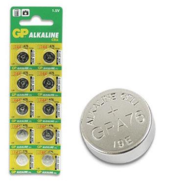 GP Батарейка A76 Элемент питания gp батарейка 14а элемент питания