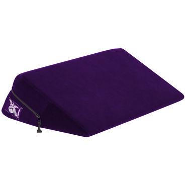 Liberator Wedge, фиолетовая Подушка для секса темно синие транк боксеры из микрофибры