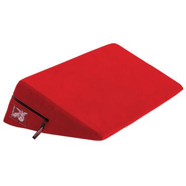 Liberator Wedge, красная Подушка для секса liberator axis бордовая подушка для секса с креплением для hitachi magic wand
