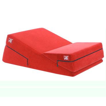 Liberator Combo, красный Набор подушек для секса liberator ramp фиолетовая подушка для секса