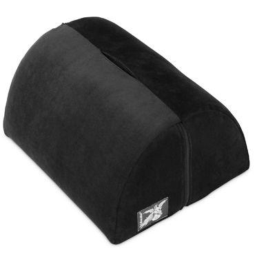 Liberator Bonbon Toy Mount, черная Подушка с кармашком для вибратора aspire lifestyles о компании