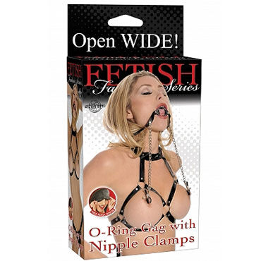 Pipedream O Ring Gag