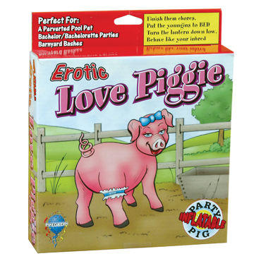 Pipedream Love Piggie