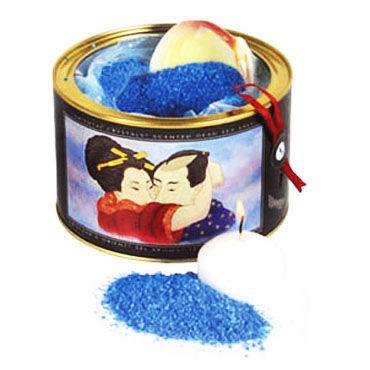 Shunga Oriental Crystals, 600 г. Соль для ванны, восточный аромат анальная пробка с ду