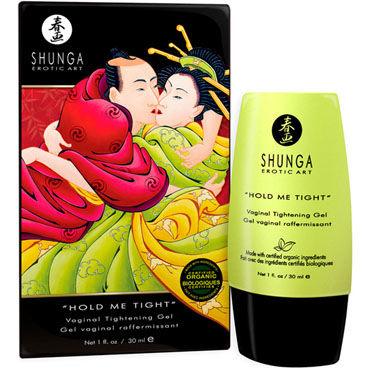 Shunga Hold Me Tight, 30 мл Вагинальный крем для сужения shunga bath