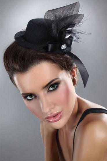 Livia Corsetti Mini Top Hat 4 Миниатюрная шляпка шляпка mini top hat 17