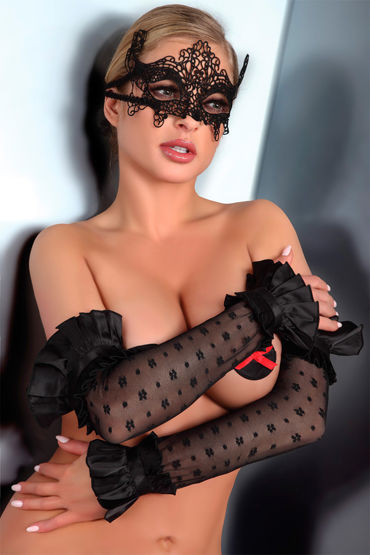 Livia Corsetti Mask Model 2 Ажурная маска ажурная маска на глаза uni