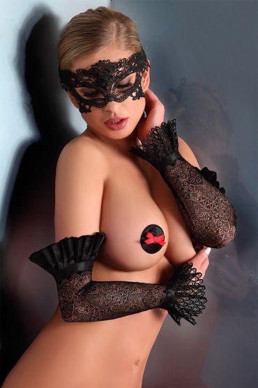 Livia Corsetti Mask Model 4 Ажурная маска livia corsetti mask black model 10 элегантная маска