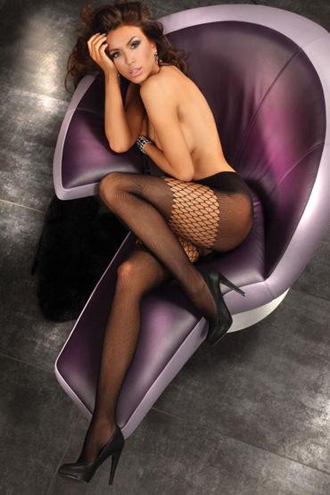 Livia Corsetti Alkyone Колготки с оригинальной вставкой shirley колготки в крупную сетку