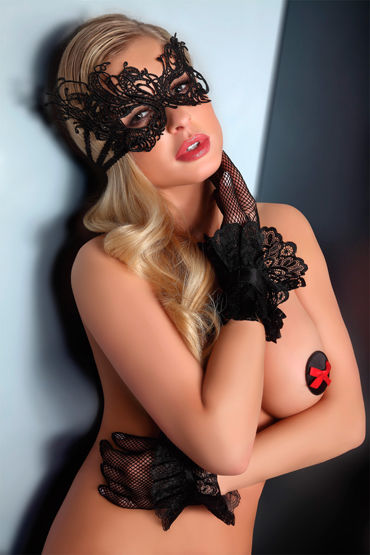 Livia Corsetti Mask Black Model 1 Элегантная маска livia corsetti mask black model 11 элегантная маска