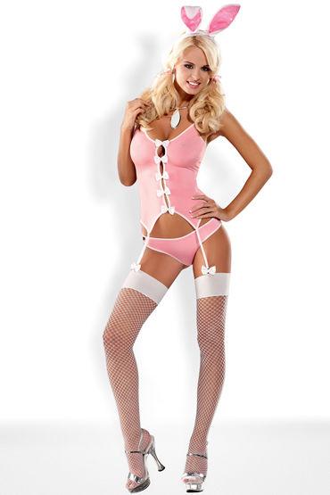 Obsessive Bunny suit Игривый костюм зайчонка с soft line трусики