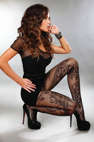Livia Corsetti Ahava Колготки в мелкую сетку к livia corsetti danae