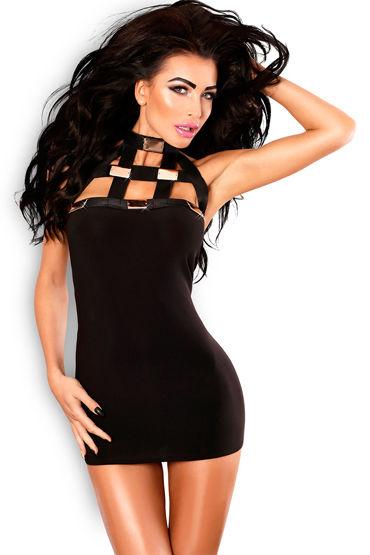 Lolitta Spectacular, черное Платье из эластичного материала